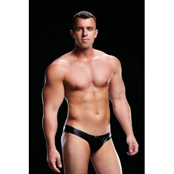 Cuecas Brief Wetlook Preto Envy S/M