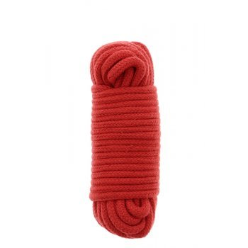 Corda Bondage 10m Vermelho
