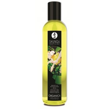Erotic Massage Oil Exotic Chá Verde