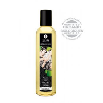 Óleo de Massagem Organica Natural Shunga 250ml
