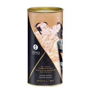 Óleo Massagem Afrodisiaco Fetiche de Baunilha 100ml