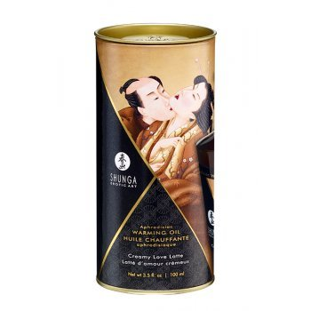 Óleo Massagem Afrodisiaco Creamy Love Latte 100ml