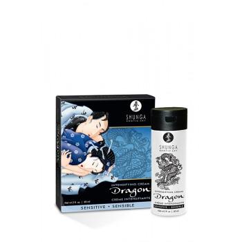 Creme Estimulante Dragon Sensitive Shunga 60ml