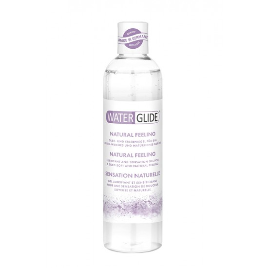 Lubrificante Waterglide Natural Feeling 300ml