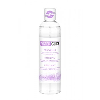 Lubrificante Waterglide Tingling 300ml