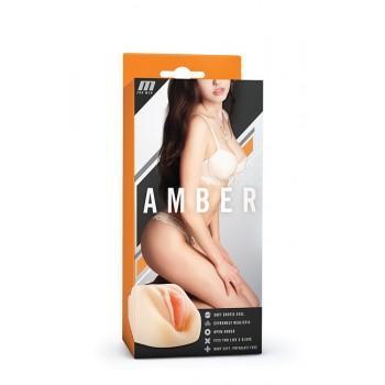 Masturbador Realista Masculino M-For-Men Amber Pele