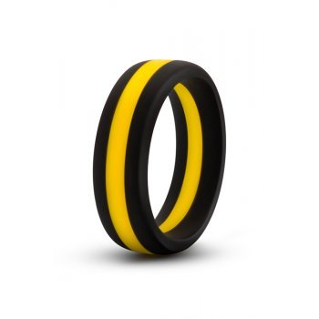 Anel Pénis Silicone Performance Go Pro Amarelo