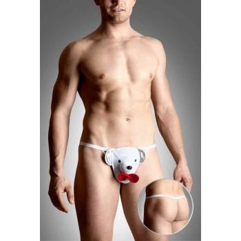 Tanga Urso Branco