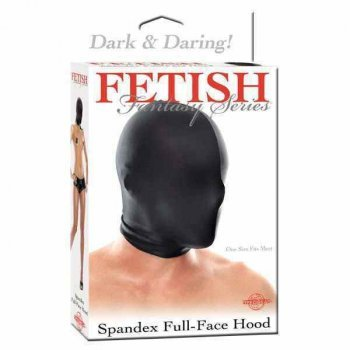 Mascara Fechada Spandex Full-Face Hood