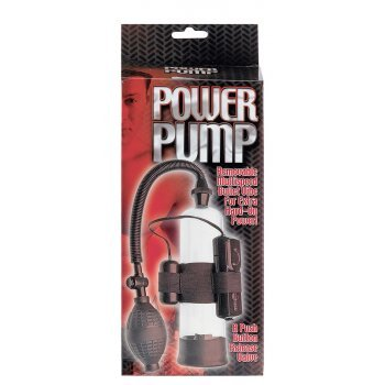 Bomba de Vácuo Power Pump