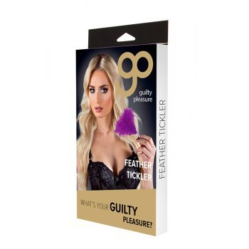 Plumas Mini Tickler Guilty Pleasure Roxo