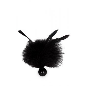 Mini Plumas Tickler Guilty Pleasure Preto