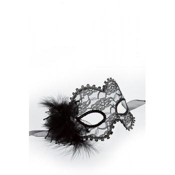 Máscara Venetian Guilty Pleasure Preto