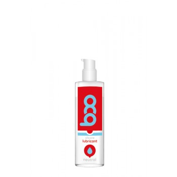 Lubrificante Base Silicone Neutro Boo 50ml