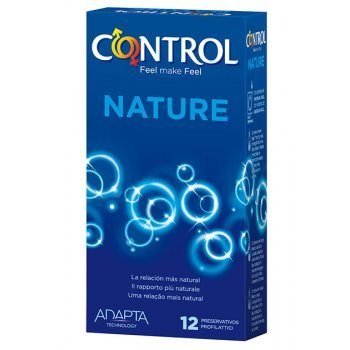 Caixa 12 Preservativos Nature Control