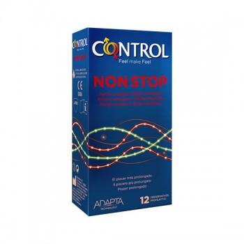 Caixa 12 Perservativos Non Stop Control