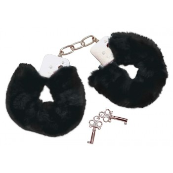 Handcuffs black Bad Kitty