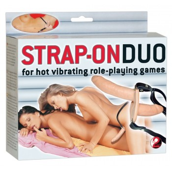 Strap-On Duo Vib.