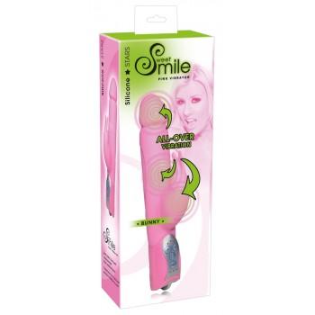 Smile Bunny Pink Vibrator