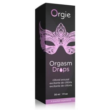 Orgasm Drops 30 ml