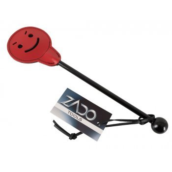 Leather Paddle Smiley
