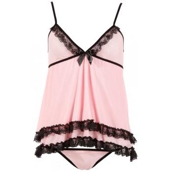 Babydoll pink L
