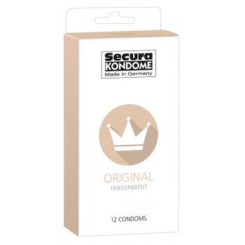 Caixa 12 Preservativos Secura Original